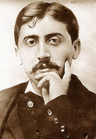 Manuscrito de Proust