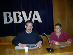 Semblanza de santiago redondo vega editorial alaire for Oficinas bbva valladolid