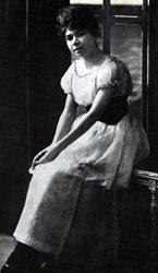 ALfonsina Storni, poeta y escritora argentina. Lectura Recomendada
