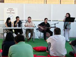 Recital en Arnedo