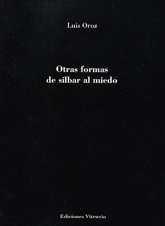 Portada de Luis Oroz
